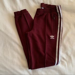 ADIDAS slim cuffed pants
